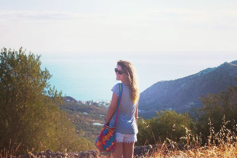 The Tourist on Greece, Crete Thetourist Holidays Vacation Taking Photos Hanging Out Enjoying Life Hello World Check This Out Eyephotograpghy