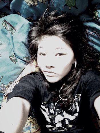 Teengirl Brunette Smile Teenage Mutant Ninja Turtles