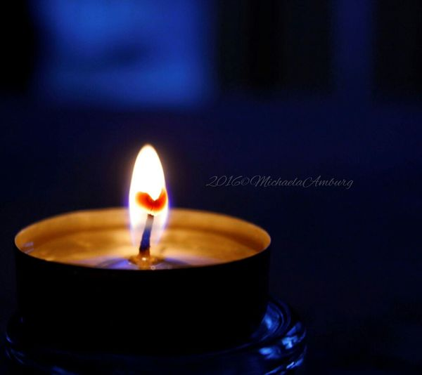 Learn & Shoot: After Dark CandlelightCandle Candle Flame Flame Flickering Flame Burning Candle