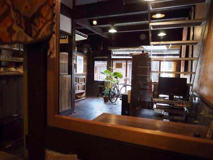 Kyoto Japan Shijyo Omiya Ratna Cafe Curry Delicious Lunch Olympus PEN-F 京都 日本 四条大宮 ラトナカフェ カレー 古民家 昼ごはん