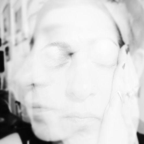 I'm melting! NEM Memories NEM Self Mob Fiction NEM Mood NEM Black&white NEM BadKarma NEM Silence Self Portrait Around The World