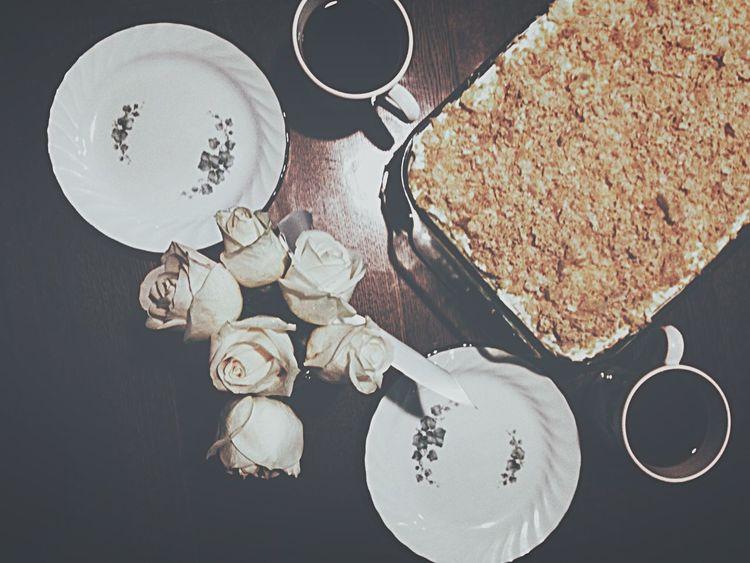 Latesnack Cake Enjoying Life Flowers Tealover
