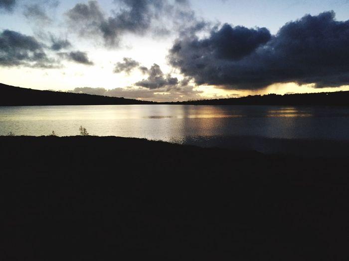 Glitch Peaceful Iceland