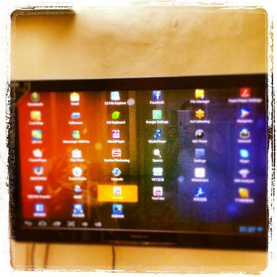 My big Android Gadget