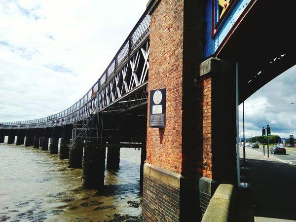 Dundee Tay Bridge Hello World Enjoying Life