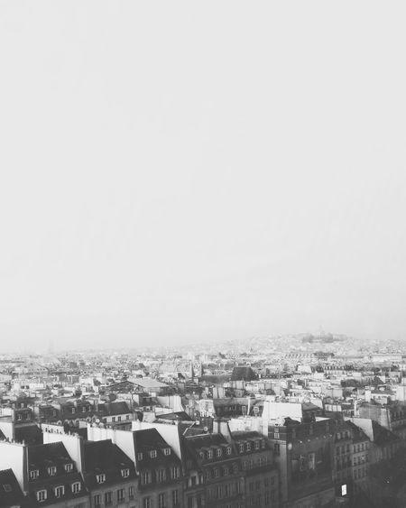 Paris ❤ Built Structure Pompidou Center No People City