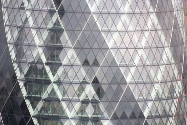 Buildings Styles, Arquitecture, Modern, Desing, Df, Bw Gherkin Building Glass London LONDON❤ Metallic Norman Foster Norman Foster. Office Building Office London Outdoors