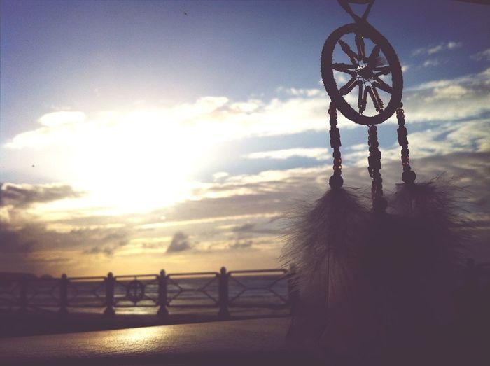 Dreamcatcher. Sunset Dreams Sun Lovely Monents