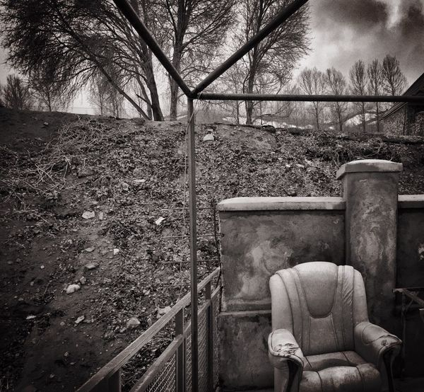 In The Middle Of Nowhere Spooky Atmosphere Armenia Melancholic Landscapes Monochrome Beauty Of Decay See The World Through My Eyes