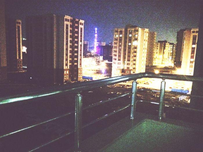 Dahük Architecture Urban Urban Geometry Urban Landscape Compound Night Night Lights Calm Nightphotography