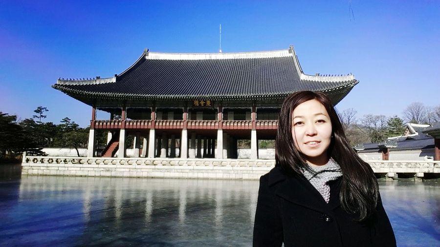 Seoul I'm in ?