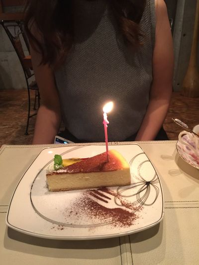 生日快樂 สุขสันต์วันเกิด Birthday Daughter Happy Dessert Cake Asian
