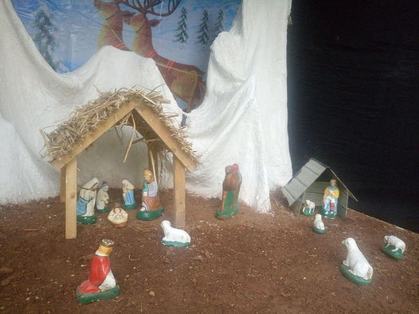 Childhood Christmas Collection Crib Day Merry Christmas Merry Christmas Eve! Merry Christmas! Nativity Church Nativity Figurine Nativity Scene No People Outdoors Sand Traveling Home For The Holidays
