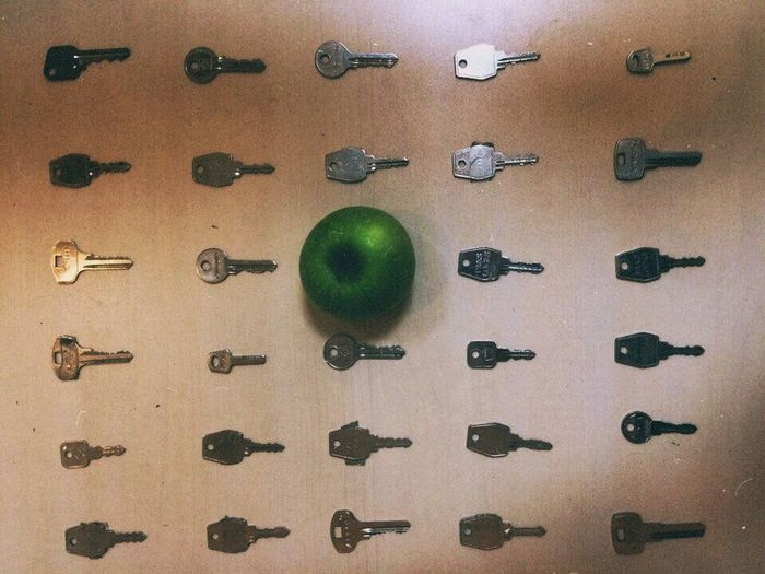 Healthy Eating Food And Drink Food Large Group Of Objects Fruit Arrangement No People Freshness Day Keys Apple