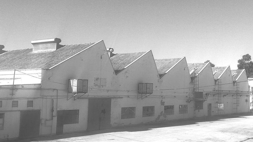 industria linarense... Santana Linares Patrimonio Industrial Arquitectura Industrial Landrover  Landrover Santana Built Structure Outdoors Architecture Building Exterior No People Sky Day