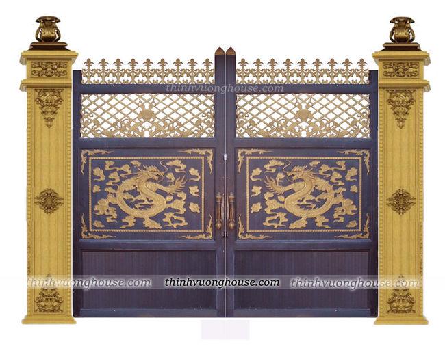 Chúng tôi nhiệt huyết muốn mang đến cho ngôi nhà của bạn vẻ đẹp mới mẻ, lôi cuốn và ấn tượng trên cả thời gian là vẻ đẹp của cổng nhôm đúc. Cong Nhom Duc