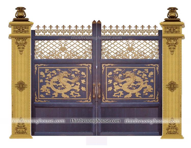 Chúng tôi nhiệt huyết muốn mang đến cho ngôi nhà của bạn vẻ đẹp của cổng nhôm đúc mới mẻ, lôi cuốn và ấn tượng trên cả thời gian. http://thinhvuonghouse.com/san-pham/cong-nhom-duc-loi-cuon-an-tuong Cong Nhom Duc