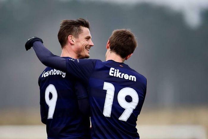 Malmö FF Di Blåe