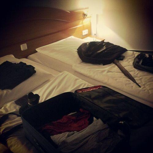 Im Hotel angekommen. :-) Bildungsfahrt Cdu Ju Berlin