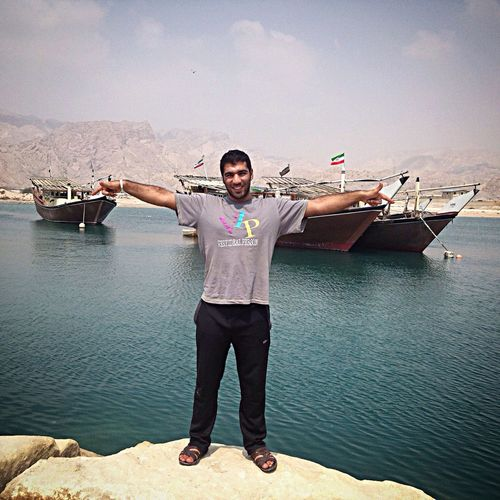 My love IRAN ?