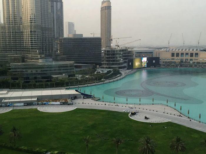 UAE Dubai Downtown Most Popular Today's Hot Look Iftar Iftartime Burj Khalifa Iftar Gun Iftar Shoot