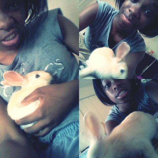 Me & Lola This Morning .