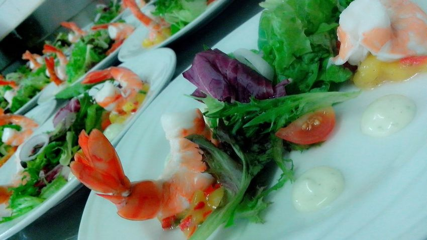 Western Food Function at Hotel Equatorial