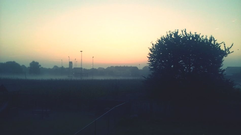 Morning Dawn Smeermaas Beautiful Nature