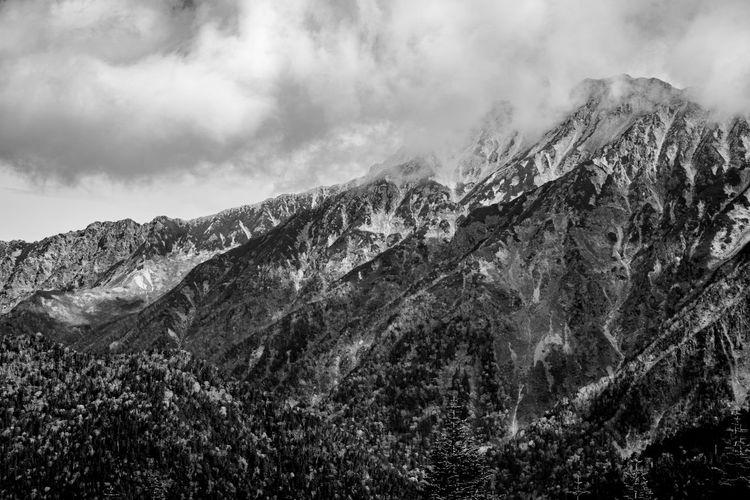 雲與山 Mountain
