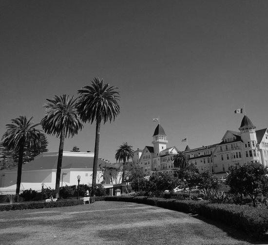 Coronado Hotel Del Coronado 1880 Hotel Old But Awesome Black White Black & White Blackandwhite Blackandwhite Photography Black And White Photography