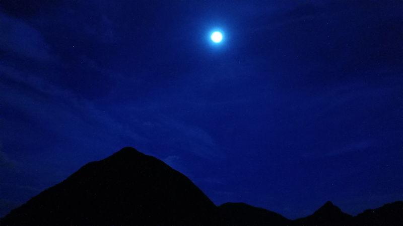 Night Scenics Star - Space Moon Astronomy Dark Veneciaantioquia RHG