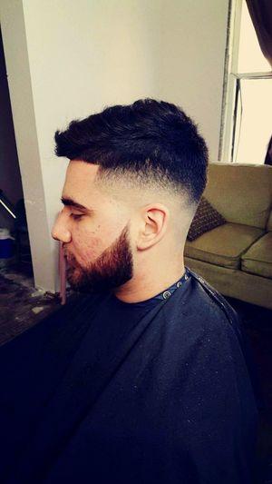 Blowout Fresh Fade Barbershop Texas Barberlife Highlowfade TaperFade Dallas Hairdesing