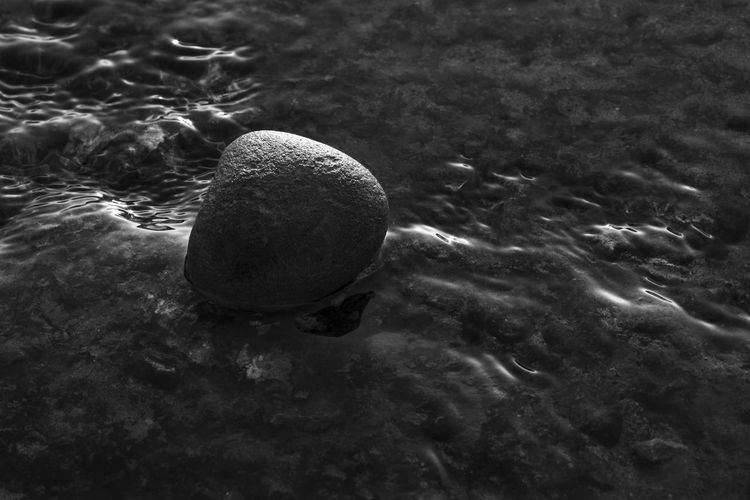 Day Lake Water Water_collection Rock Outdoors Light Natural Natural Light Nature Nature_collection Nature Photography Naturelovers Blackandwhite Black&white Bnw Taking Photos Composition Capture Bestoftheday Picoftheday EyeEm Eye4photography  Nikon Nikonphotographer