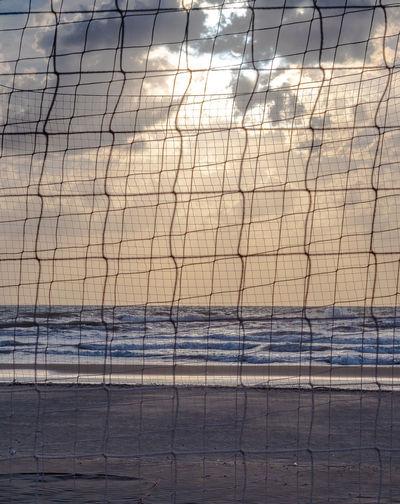 Anzio Beach Photography Anziobeach Beach Light Beach Nets Clouds N Sky Clouds Net Net And Sea