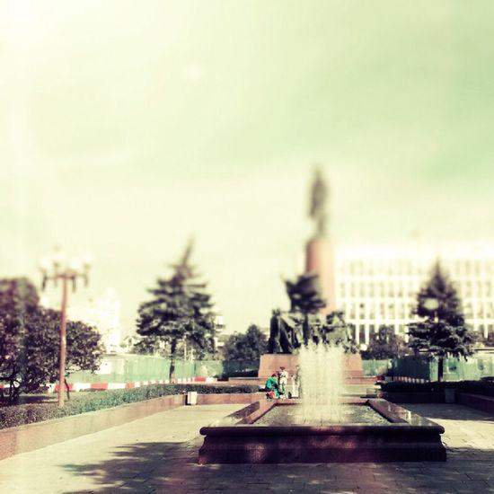 Москва калужская площадь Lenin