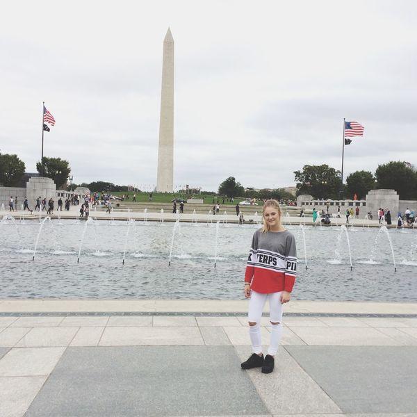 🇺🇸 Washington, D. C. USA Roadtrip Roadtrippin' Girl