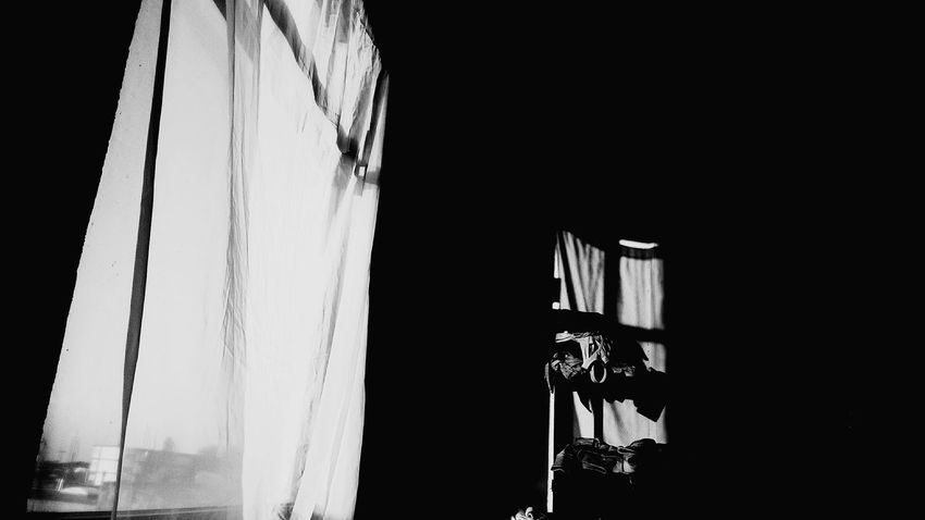 Blackandwhite Blackandwhite Photography Mexicanphotographer Black And White Photography Lifestyles Looking Through Window Tranquil Scene