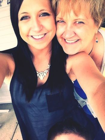 couldn't ask for a better momma