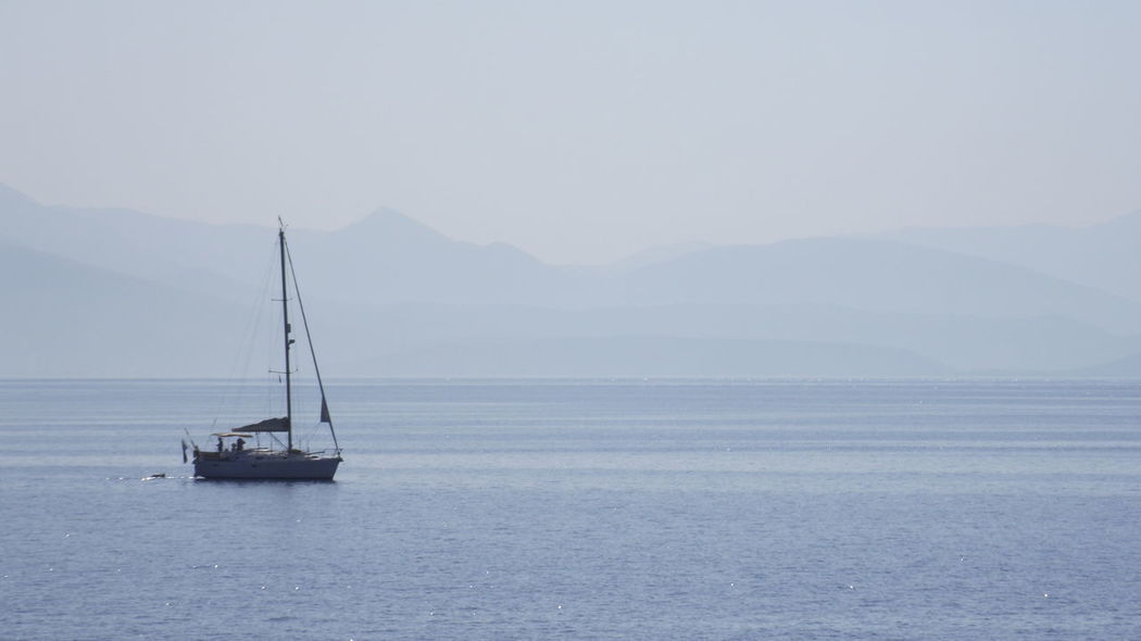 Greece sailing blue Blue Wave Feel The Journey 43Golden Moments Travel Live For The Story Sommergefühle Perspectives On Nature