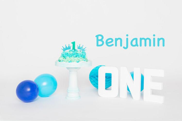 Birthday 1 Year