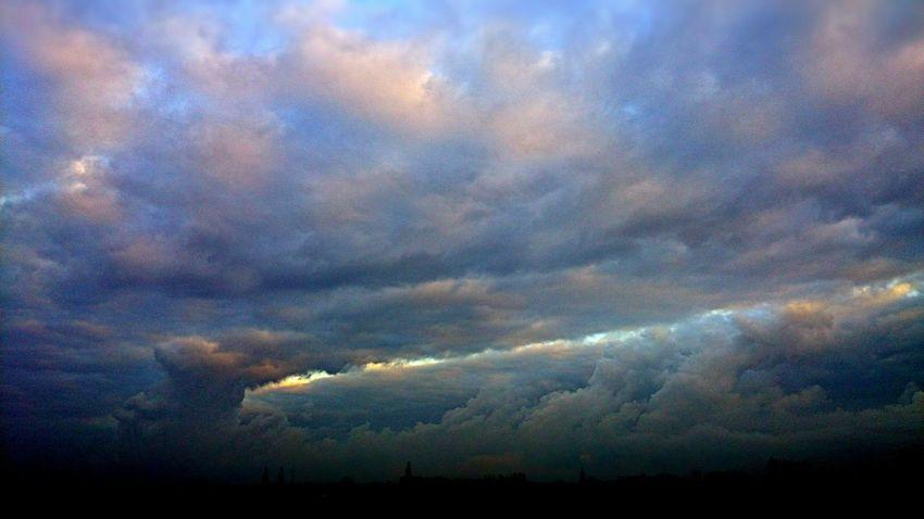 EyeEm Best Shots Cloudporn Dark Storm Clouds
