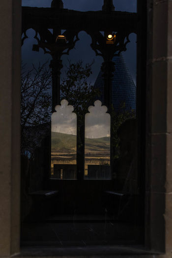 Navarra Olite Vilage EyeEmNewHere EyeEm Selects The Week On EyeEm Night Architecture Illuminated Travel Destinations Street Light No People Politics And Government City Building Exterior Outdoors Sky Cityscape