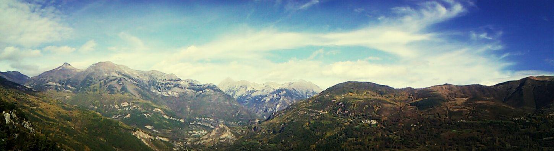 Desde el mirador de Chía. Huesca Valle De Benasque Sky And Mountains