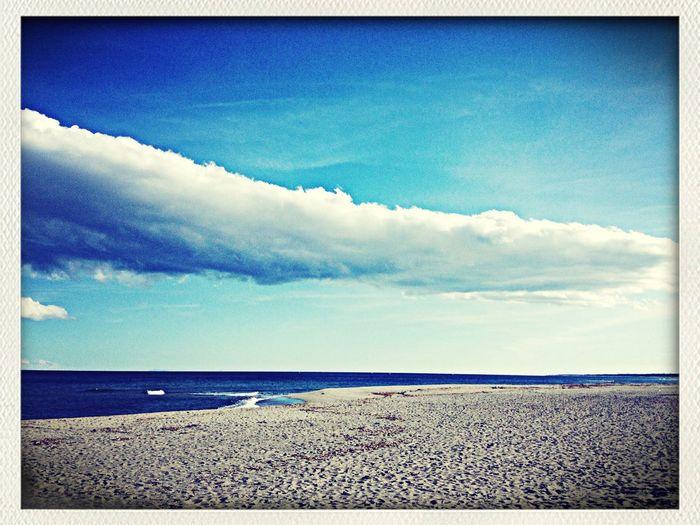 Paysage beach Nature
