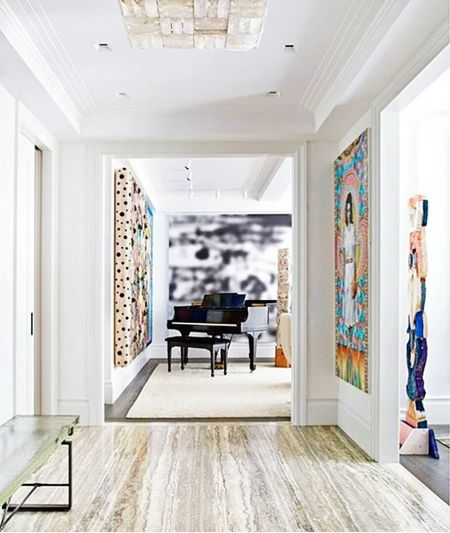 Beautifully beautiful (picture: Mark Roskams). Piano Hall Home Interior Design Interior Decorating Home Decor Home Design