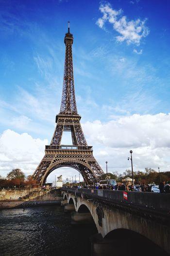 Paris France Tour Eiffel Canoneos6d 20170401