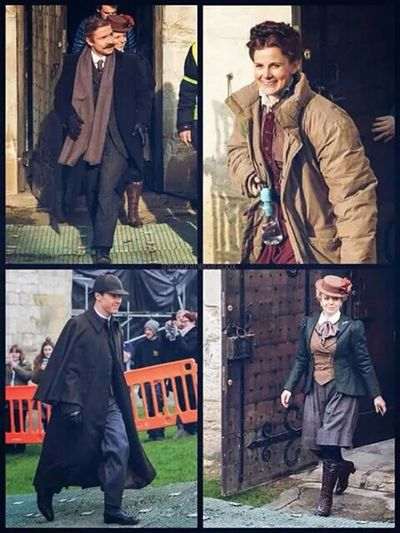 The Fashionist - 2015 EyeEm Awards Oldtime Sherlockholmes Newage Sherlock Sherlockbbc Sherlocked Johnwatson Marymorstan Interest