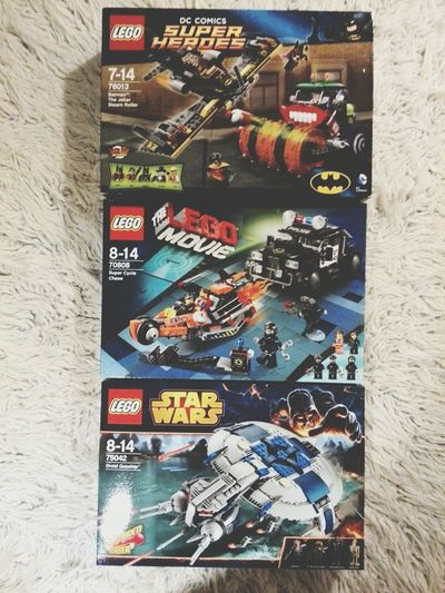 Lego Star Wars  The Lego Movie 20% Off DC Comics