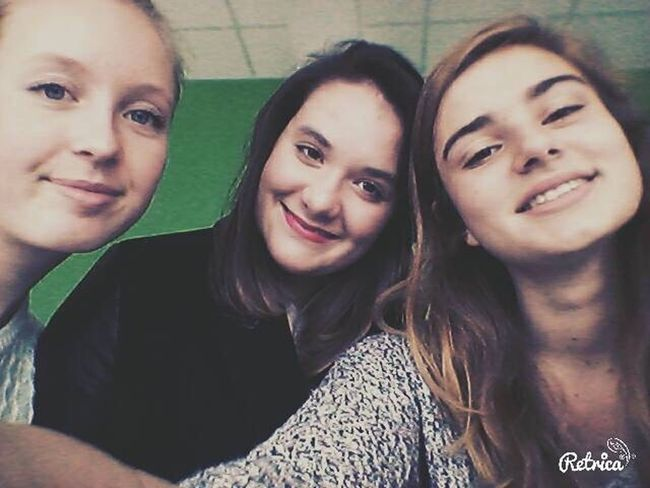 With my lovely friends ? Taking Photos