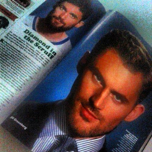 GQ Magazine me fazendo mais feliz esse mes! Kevinlove Nbaespecial Minessota WOlves nba
